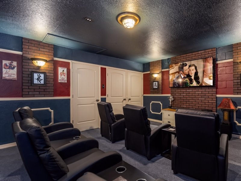 The Retro Movie Theatre