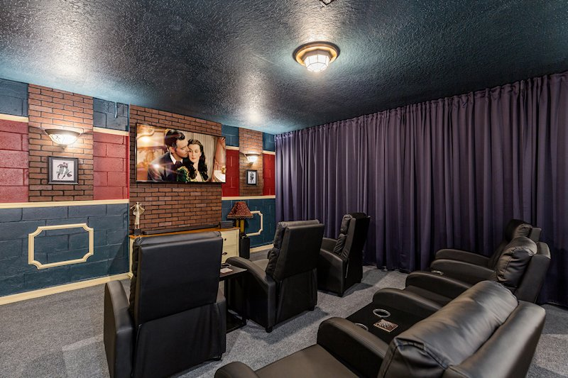 The Movie and Media Room