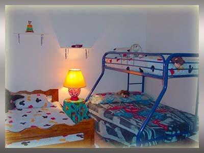 Children's Room for 4
