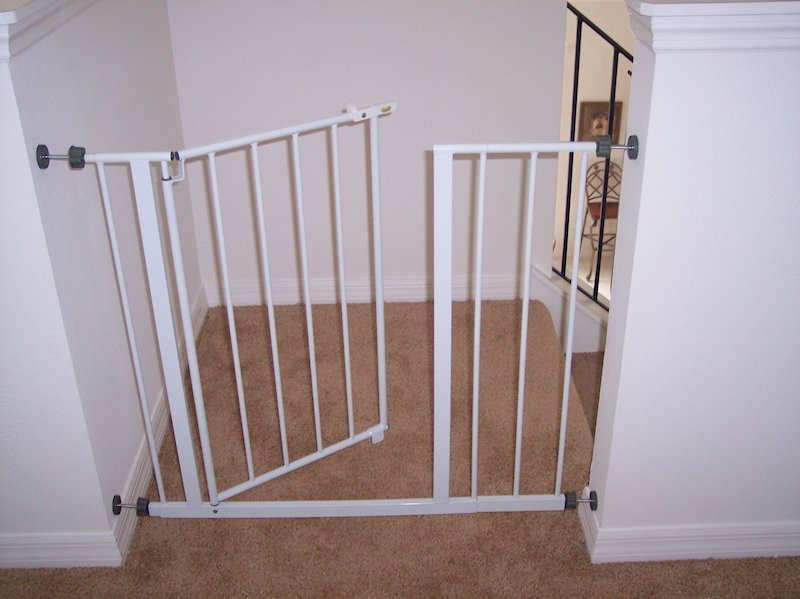 Removeable Stairgate